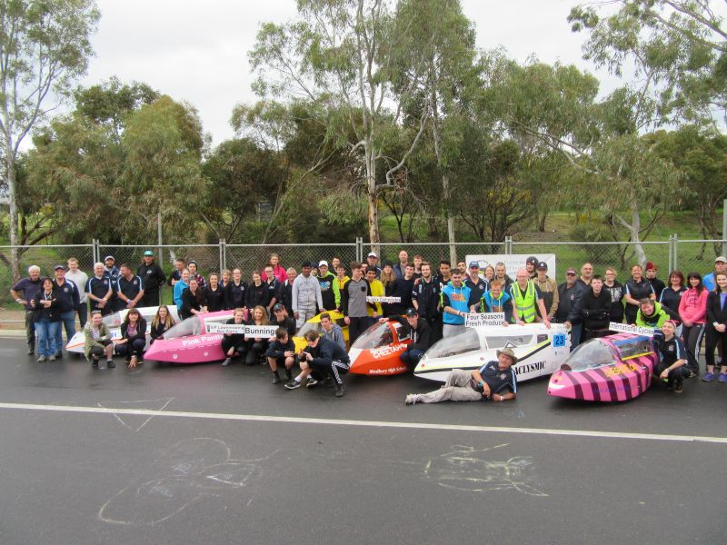 Pedal Prix Extended Family